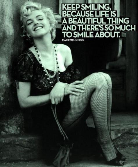 Life is too beautiful