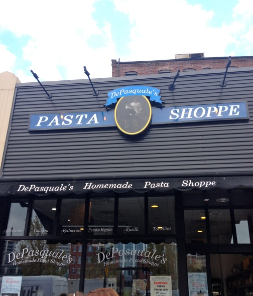 Pasta Shoppe