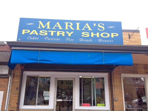 Maria's Pastry Shop