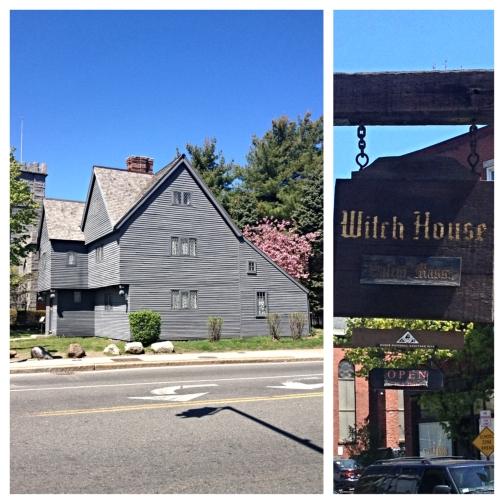 Jonathan Corwin House aka The Witch House