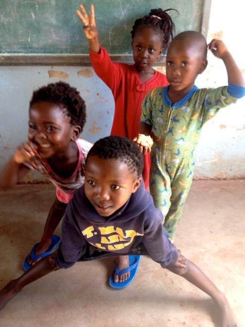 Zambezi kids