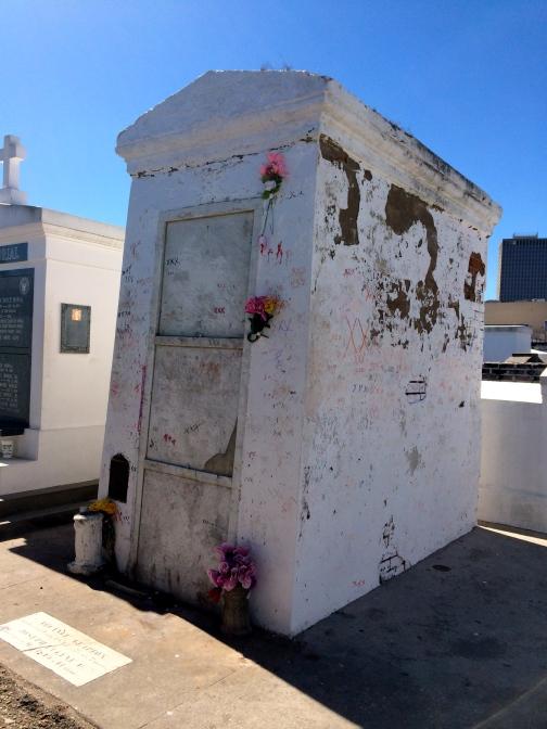 Mariw Laveau's Tomb