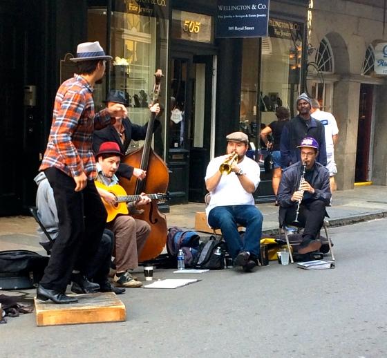 The Smoking Time Jazz Club