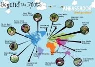 Ambassador BTR Map